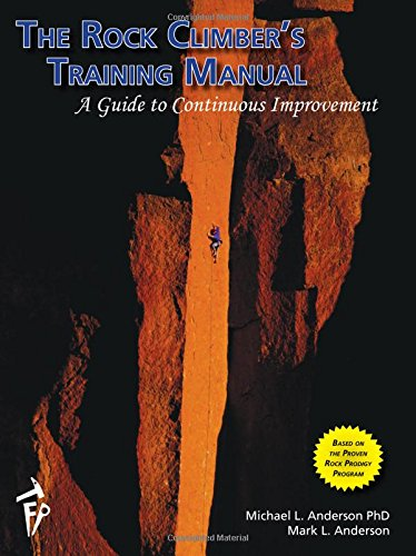9780989515610: The Rock Climber's Training Manual