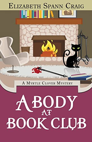 9780989518024: A Body at Book Club (A Myrtle Clover Mystery) (Volume 6)