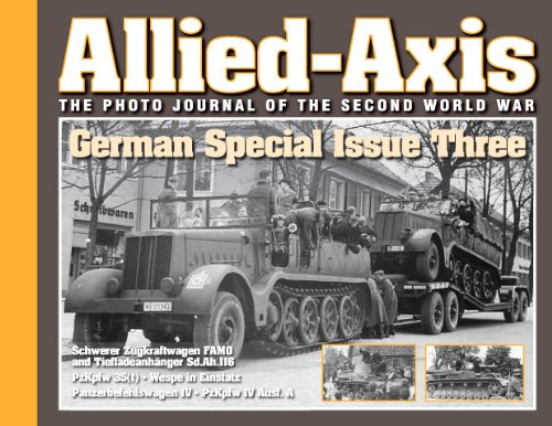 9780989554732: Allied-Axis German Special Issue Three