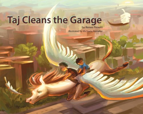 9780989564304: Taj Cleans the Garage