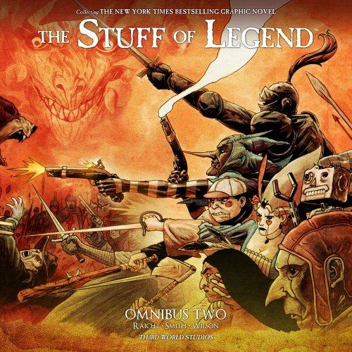 9780989574495: Stuff of Legend Omnibus Two