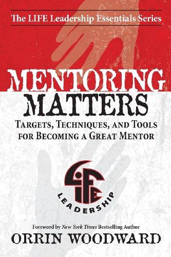 9780989576314: Mentoring Matters (Life Leadership Essentials)