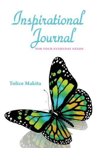 Inspirational Journal for Your Everyday Needs: Hambrick, Tolice Makita