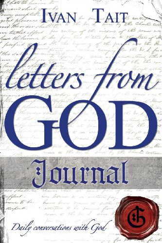 Letters From God Journal: Ivan Tait