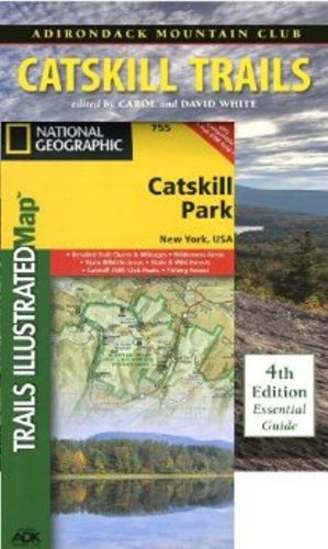 9780989607315: Catskill Trails Map Pack
