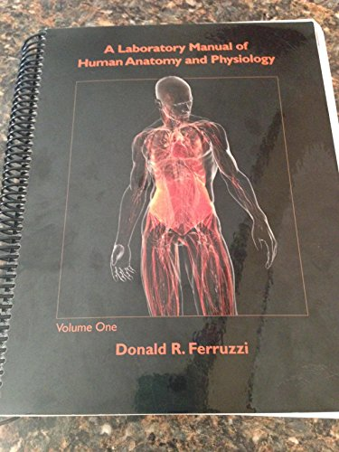 9780989617758 Laboratory Manual Of Human Anatomy And Physiology