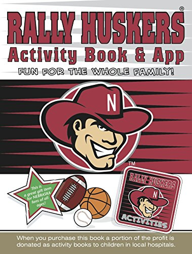 9780989623452: Rally Huskers Activity Book and App