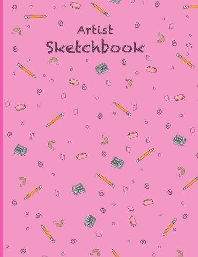 9780989649049: Artist Sketchbook: Pink (Artist Sketchbooks) (Volume 1)