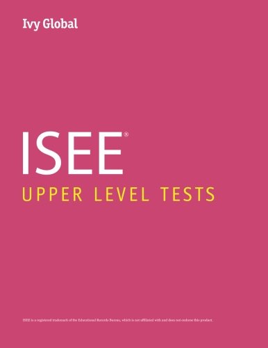 9780989651691: Ivy Global ISEE Upper Level Tests