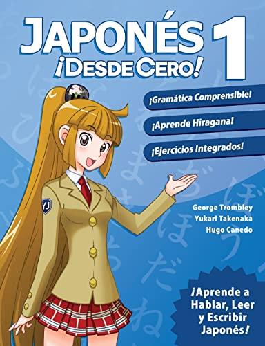 9780989654517: Japones Desde Cero! 1