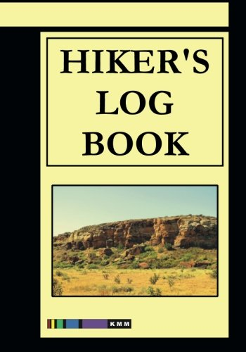 9780989662758: Hiker's Log Book