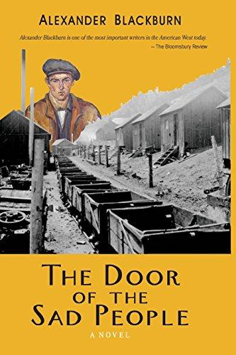 The Door of the Sad People: Blackburn, Alexander
