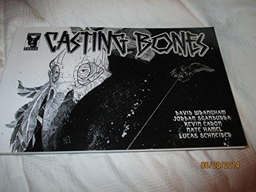 9780989698405: Casting Bones (David Wrangham)