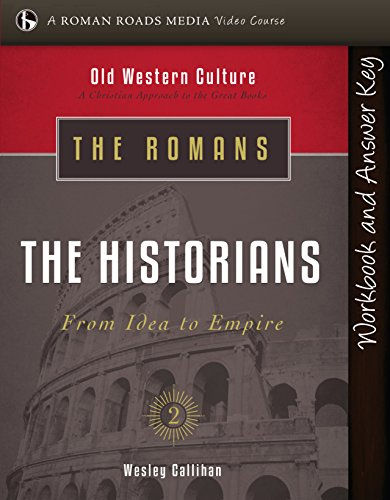 9780989702874: Romans: The Historians Student Workbook and Answer Key
