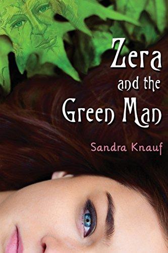Zera and the Green Man: Knauf, Sandra