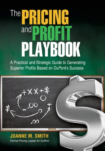 9780989723800: The Pricing and Profit Playbook