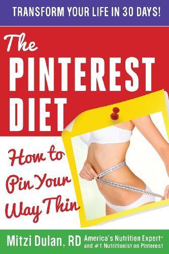 9780989723947: The Pinterest Diet: How to Pin Your Way Thin