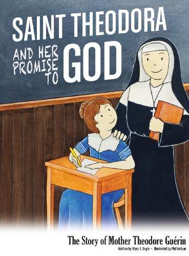 9780989739702: Saint Theodora and Her Promise to God