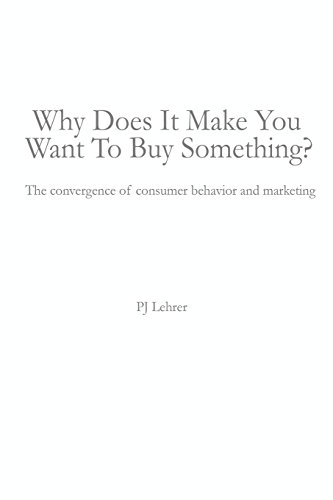 Why Does It Make You Want To: Lehrer, P.J.