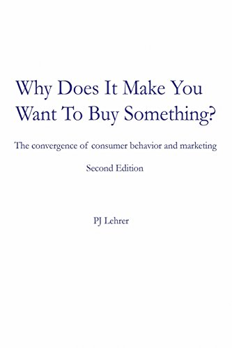 WHY DOES IT MAKE YOU WANT TO: Lehrer, Pj