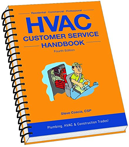 9780989754088: HVAC Customer Service Handbook - 4th Edition