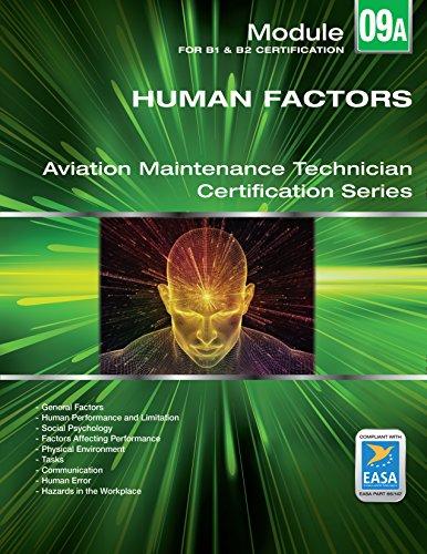 9780989754712: EASA Part-66 Module M9 B1 1/B2 Study book - Human