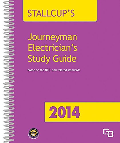 9780989770033: Stallcup's Journeyman Electrician's Study Guide 2014