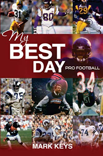 My Best Day-Pro Football: Keys, Mr Mark