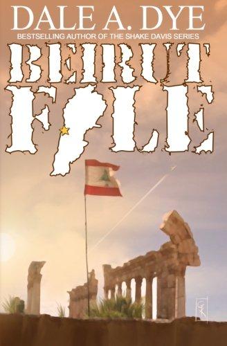 9780989798303: Beirut File (The Shake Davis Series)