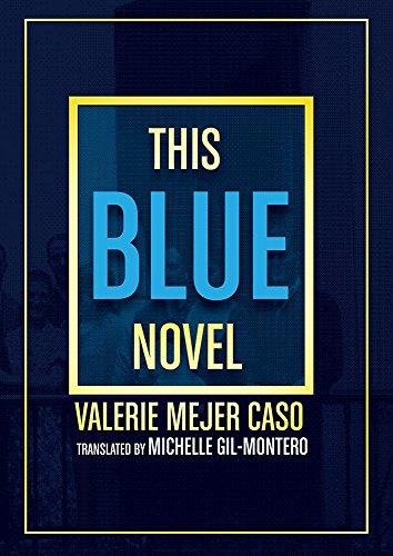 9780989804875: This Blue Novel
