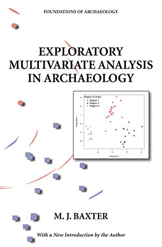 9780989824934: Exploratory Multivariate Analysis in Archaeology (Ewp Foundations of Archaeology)