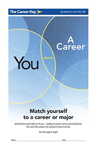 9780989844819: Career Key Test and Activities Booklet - Set of 35