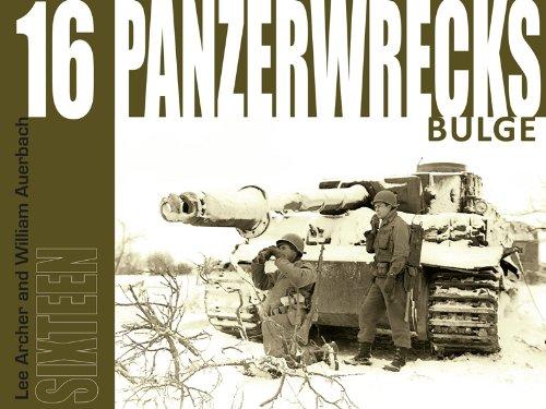 9780989845922: Panzerwrecks 16: Bulge
