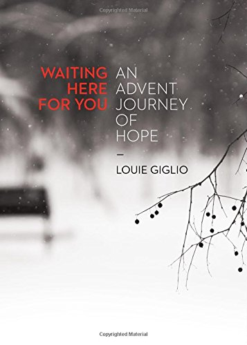 9780989850803: Waiting Here For You: An Advent Journey Of Hope