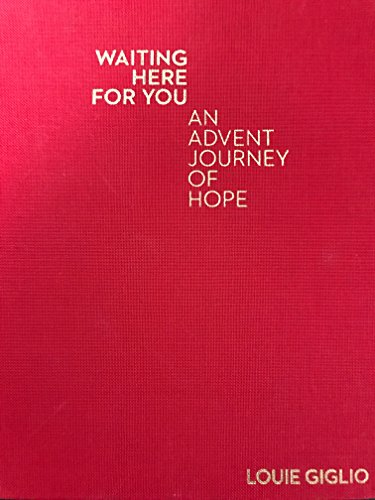 9780989850827: Waiting Here for You An Advent Journey of Hope
