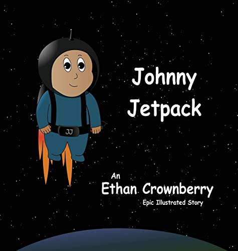 Johnny Jetpack: Crownberry, Ethan