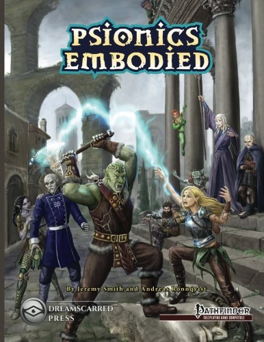 Psionics Embodied DRP2610) Ronnqvist, Andreas; Smith, Jeremy