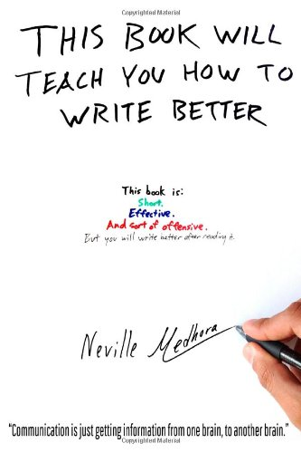 This book will teach you how to: Medhora, Neville