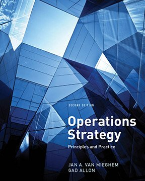 9780989910866: OPERATIONS STRATEGY