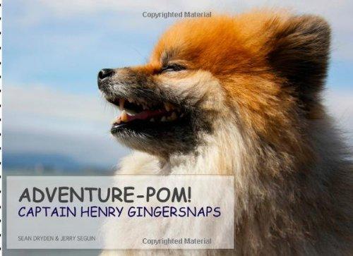 9780989913034: Adventure-Pom!: Captain Henry Gingersnaps