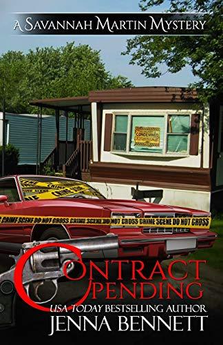 9780989943406: Contract Pending: Volume 3 (Savannah Martin Mysteries)