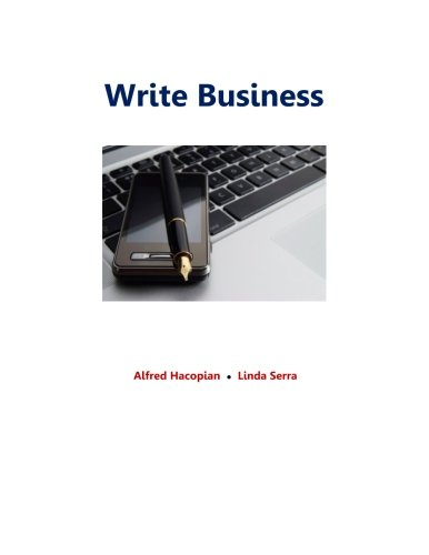 Write Business: Alfred Hacopian