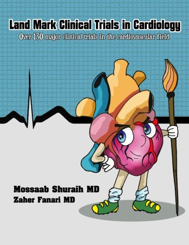 9780989949606: Land Mark Clinical Trials in Cardiology