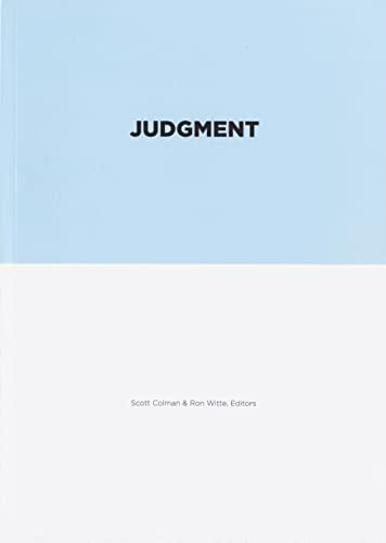 Judgment: Sarah Whiting; Hal