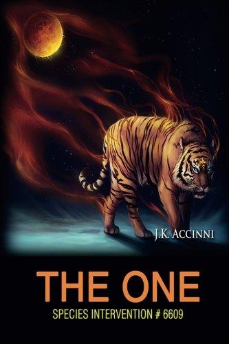THE ONE Species Intervention #6609 (Volume 6): J. K. Accinni