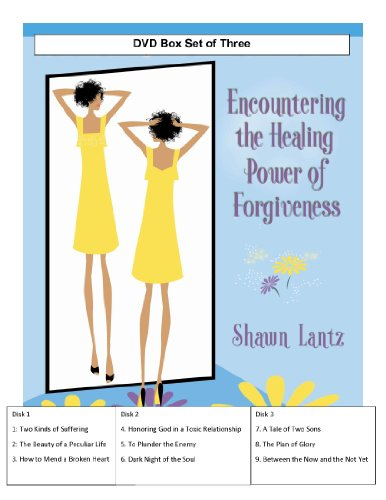 9780990002116: DVD Encountering the Healing Power of Forgiveness DVD