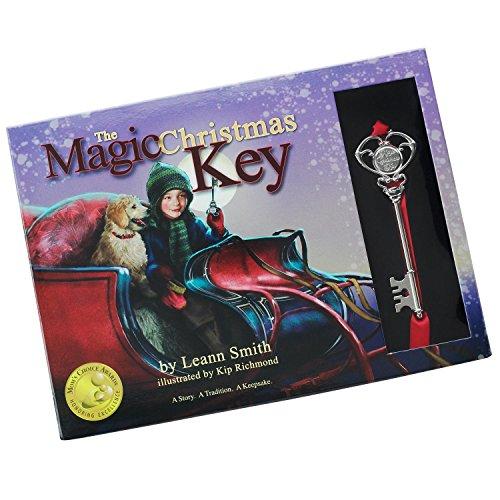 9780990005605: The Magic Christmas Key Book and Key Gift Set