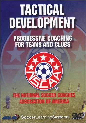 9780990037835: Tactical Development DVD: Progressive Coaching for Teams and Clubs