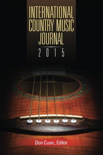 9780990311119: International Country Music Journal 2015