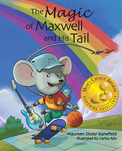 The Magic of Maxwell and His Tail: Maureen Stolar Kanefield
